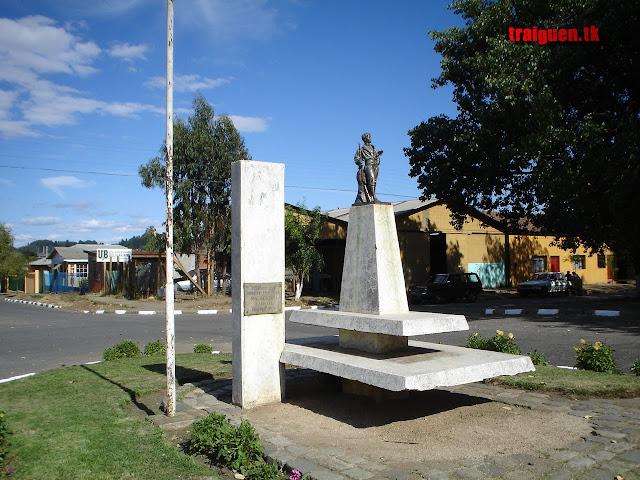 Estatua Roto Chileno