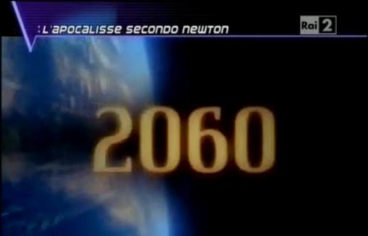isaac newton e la fine del mondo nel 2060 il disinformatico