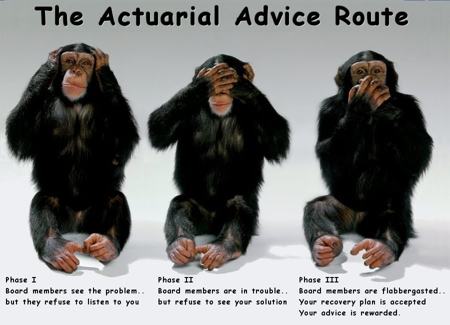 Actuary Info Blog Humor Actuarial Advice Route