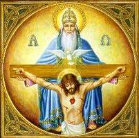 Gloria al Padre y al Hijo y al Espíritu Santo