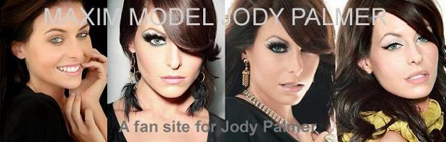 Maxim Model Jody Palmer
