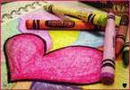 i heart crayons!