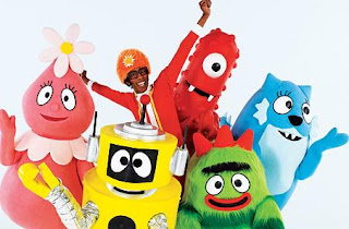 The Characters of Yo Gabba Gabba