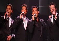 il Divo on stage