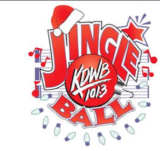 Promo Flyer for KDWB Jingle Ball
