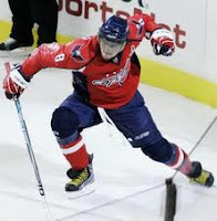 Washington Capital star Alexander Ovechkin