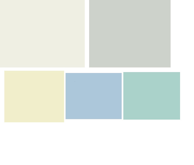 Sea Salt Coordinating Color with White