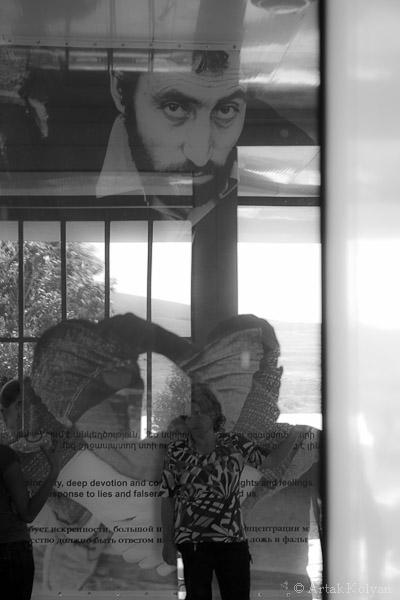 Մինաս Ավետիսյանի տուն թանգարանում արված լուսանկար