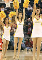 Arizona State Cheerleader