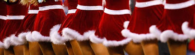Cheerleader asses