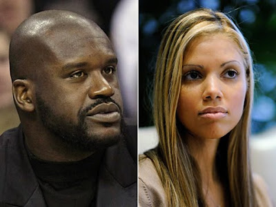 Shaq's Text Messages To Mistress Revealed!