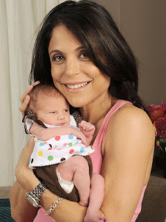 Meet Bethenny Frankel's New Daughter: Bryn!!!