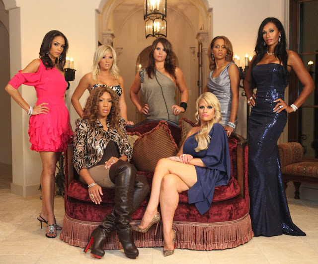 "Meet The New Cast Of VH1′s ""Football Wives"""
