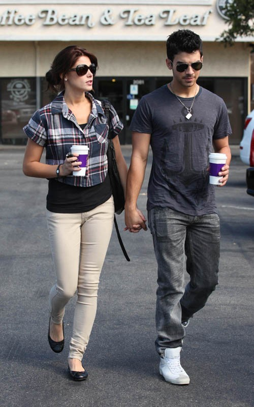 Coupled Up: Joe Jonas And Ashley Greene