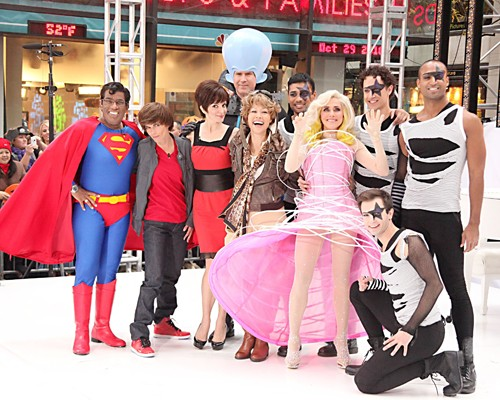 The TODAY Show Cast Dress Up For Halloween!
