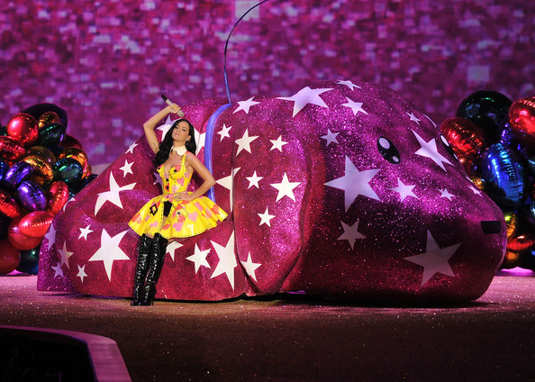 The Victoria's Secret Fashion Show 2010!!!