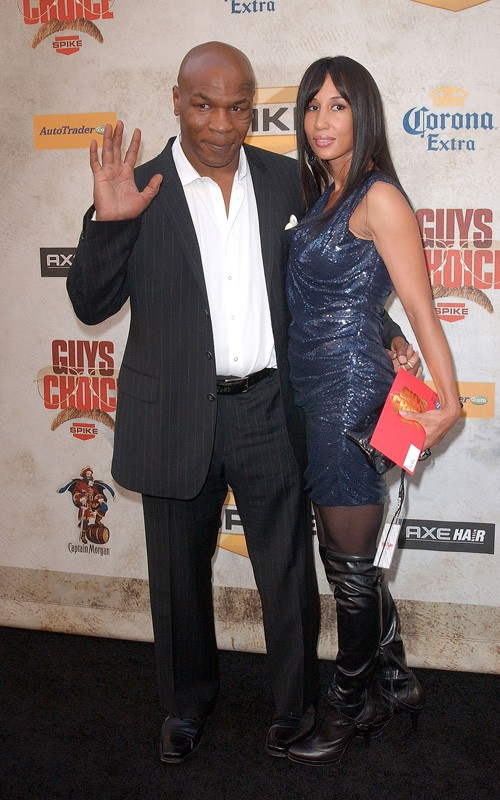 Mike Tyson Welcomes A Baby Boy!!!