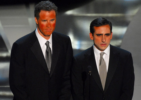 "Will Ferrell Replaces Steve Carrell In ""The Office""???"