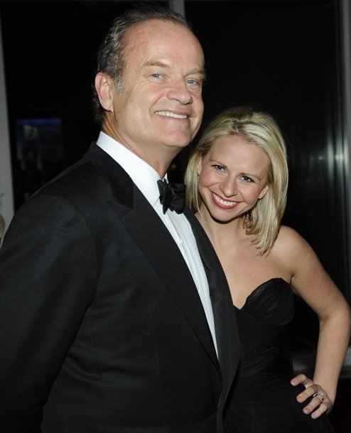 Kelsey Grammer To Camille: EFF You…I'm Getting Married This Month!!!
