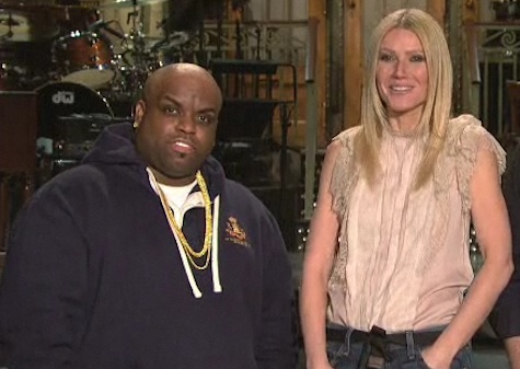 Gwyneth Paltrow And Cee Lo Green To Perform At The GRAMMYS!