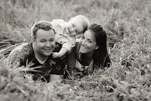 John, Leah, & Alex