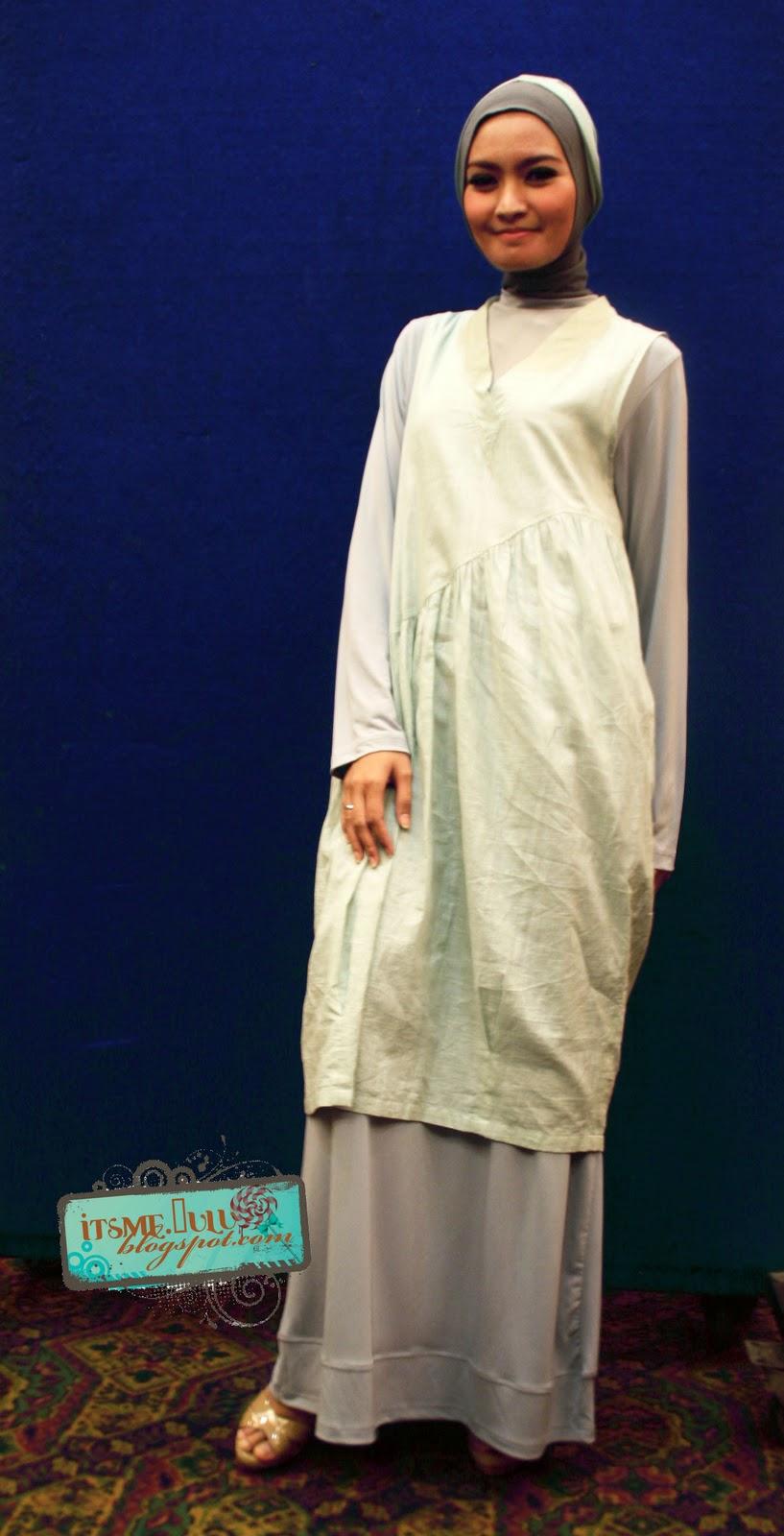 Fashion Show Up2date Malabis Moslem Hijab Trade Fashion