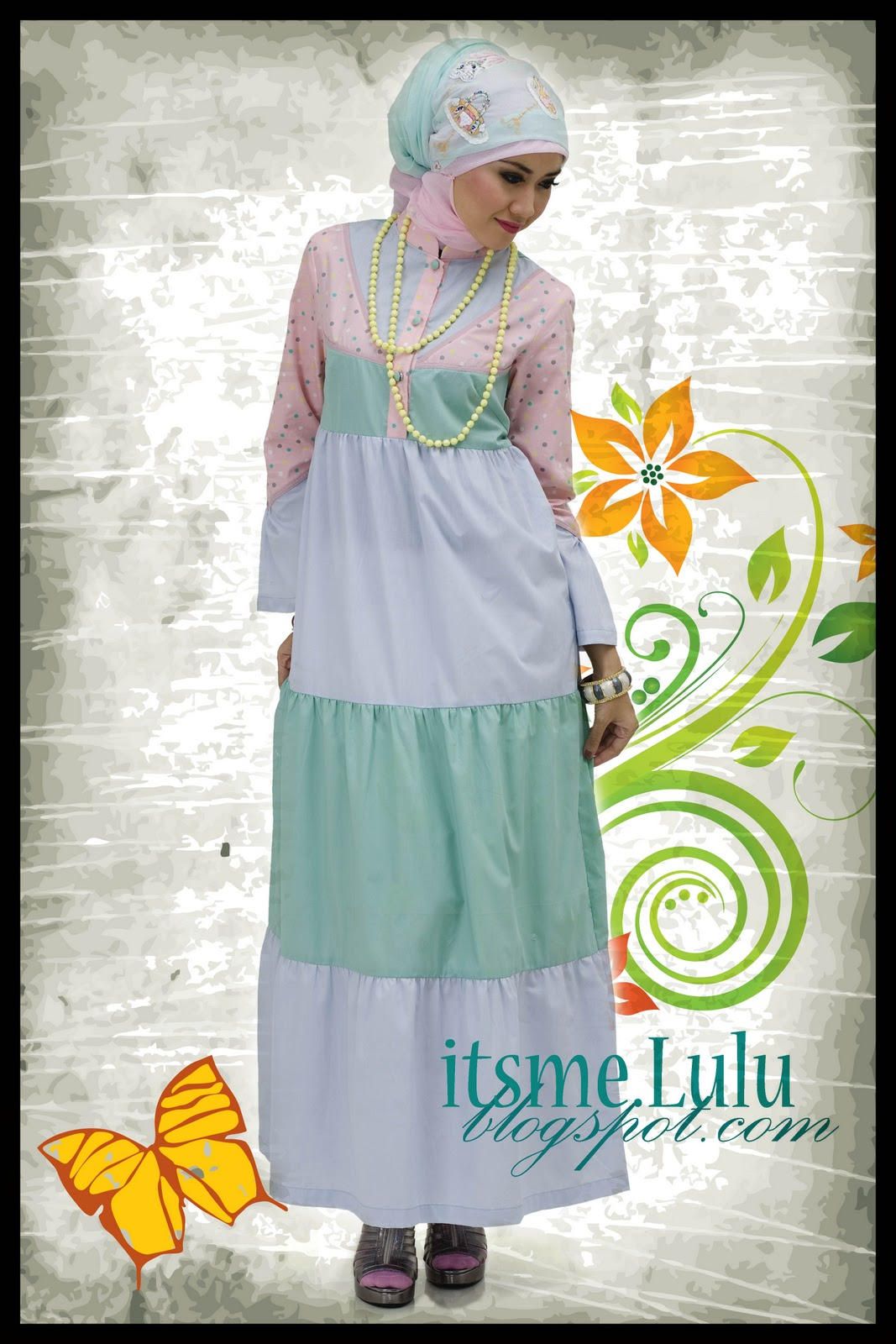 Rins Style : Classic Romantic-Malabis Moslem