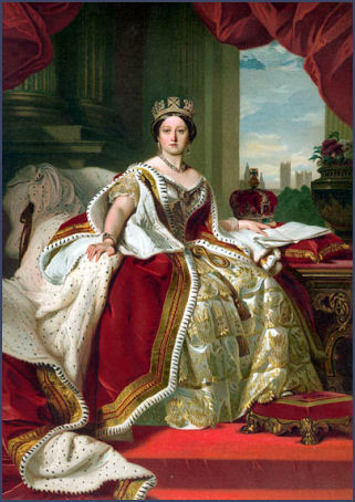 As Queen Victoria, she was one of Britain's most endearing monarchs;