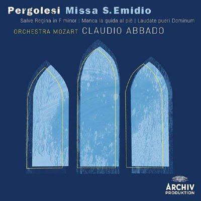 Missa S. Emidio de Pergolesi por Abbado