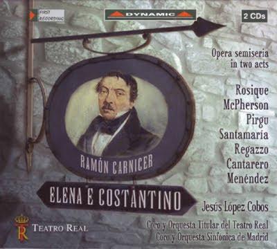 Elena e Costantino de Carnicer en Dynamic