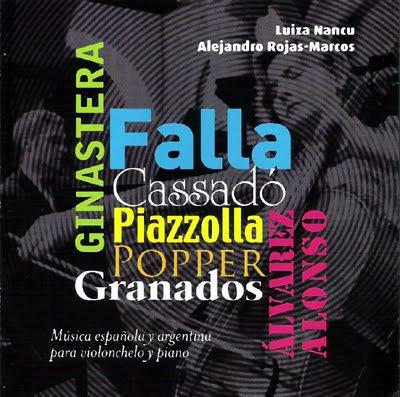 Música española y argentina por Nancu y Rojas-Marcos
