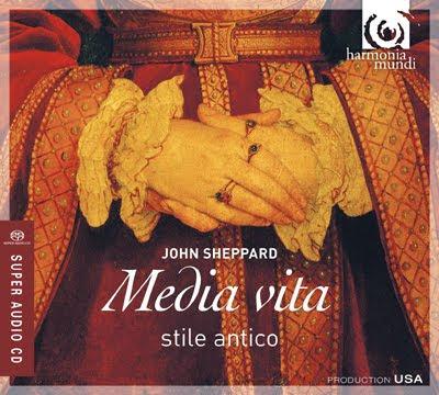 Obras de John Sheppard por Stile Antico
