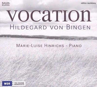 Hildegarda de Bingen en el piano de Marie-Luise Hinrichs