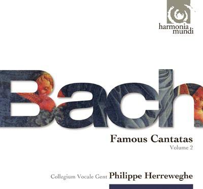 Cantatas de Bach por Herreweghe