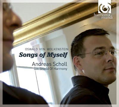 Canciones de Oswald von Volkensteins por Andreas Scholl