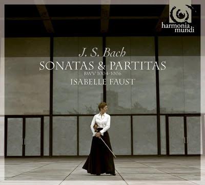 Bach para el violín solo por Isabelle Faust
