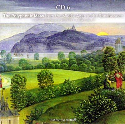 Misas de Lasso, Palestrina y Byrd en el sexto volumen de Sacred Music