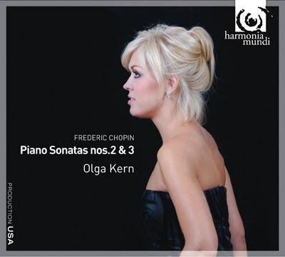 Sonatas nos 2 y 3 de Chopin por Olga Kern
