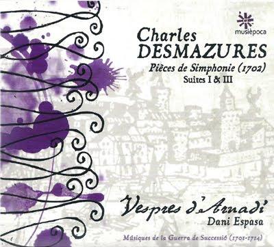 Suites de Charles Desmazures en Musièpoca