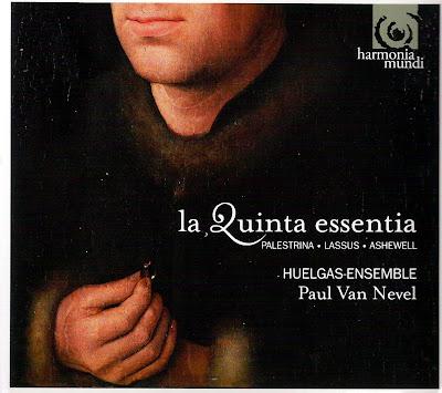 La Quinta Essentia. Paul Van Nevel