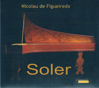 Sonatas y Fandango del Padre Soler
