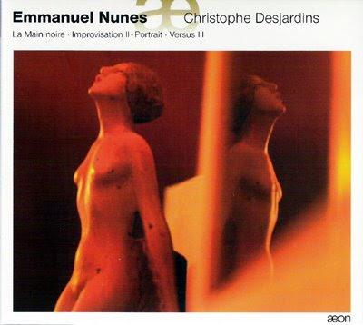 Emmanuel Nunes por Desjardins
