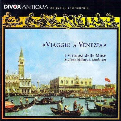 Viaje a Venecia de Los Virtuosos de las Musas