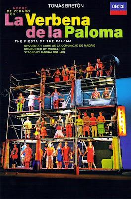 La Verbena de la Paloma de Roa/Bollaín en Decca
