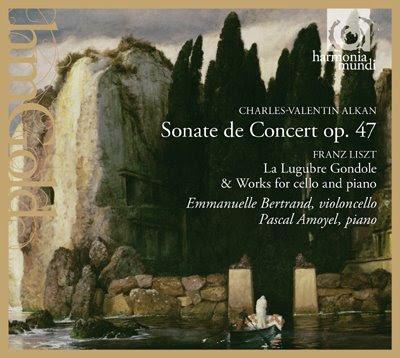 Alkan y Liszt por Betrand y Amoyel