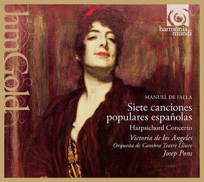 Falla por Victoria de los Ángeles y Josep Pons