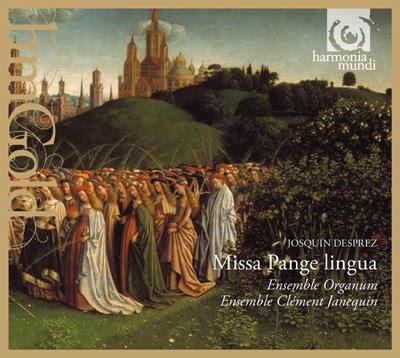 Josquin por Organum y el Ensemble Clément Janequin