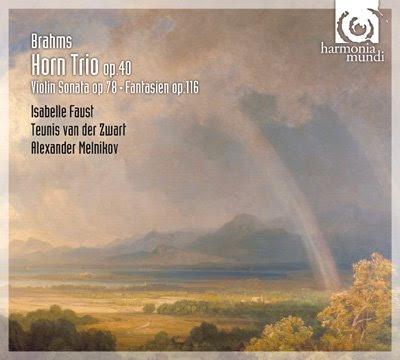 Brahms por Faust, Melnikov y Van der Zwart