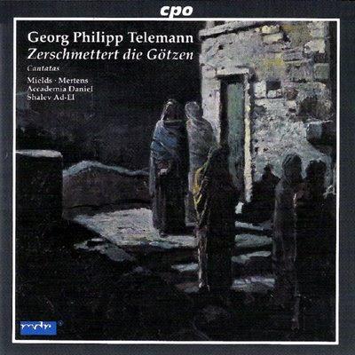 Cantatas de Telemann por Mields, Mertens y Shalev Ad-El