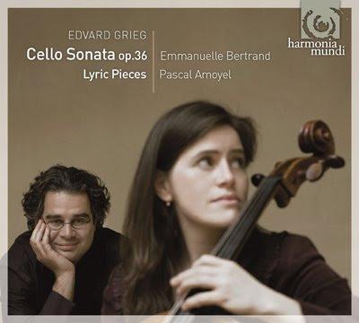 Grieg por Emmanuelle Bertrand y Pascal Amoyal
